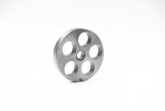 Disco para Picador Boca 10 em inox - 5 furos