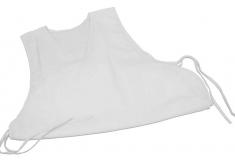 Avental de Tecido Branco
