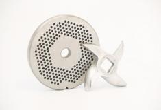 Conjunto disco e cruzeta boca 32 - inox (3mm / 3,5mm)